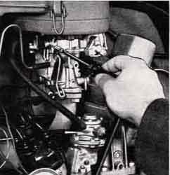 Ajuste de carburador VW Ajustcarburador